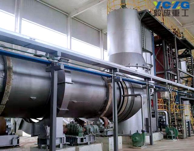 危废热解炭化处理设备